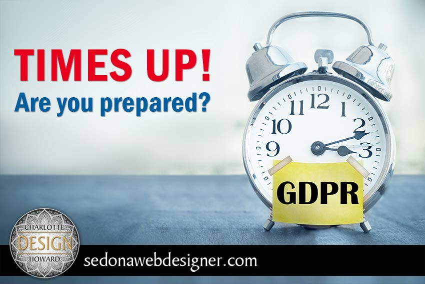 GDPR - What it means for your website and your business