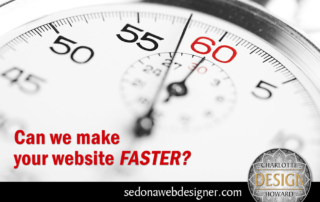 Make your website faster!