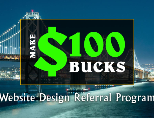 Website Design Referral Program