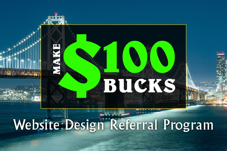 Website design Referral / Affiliate websites