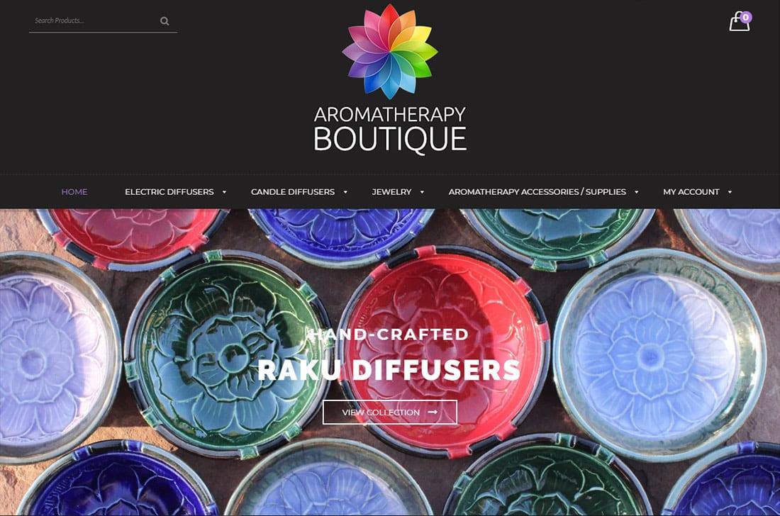 Websites for Online Boutiques