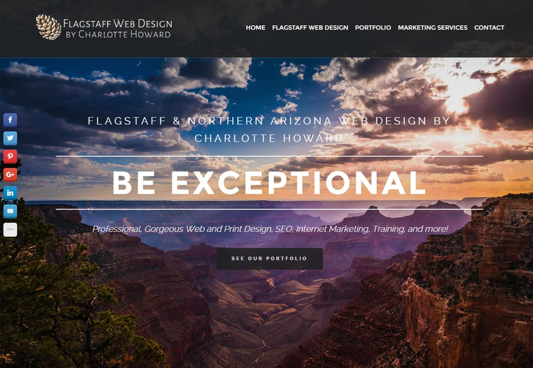 Flagstaff Web Design and SEO