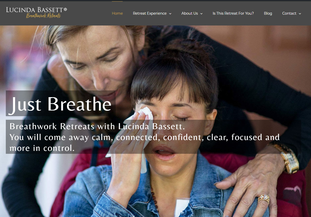 Retreat Center Websites
