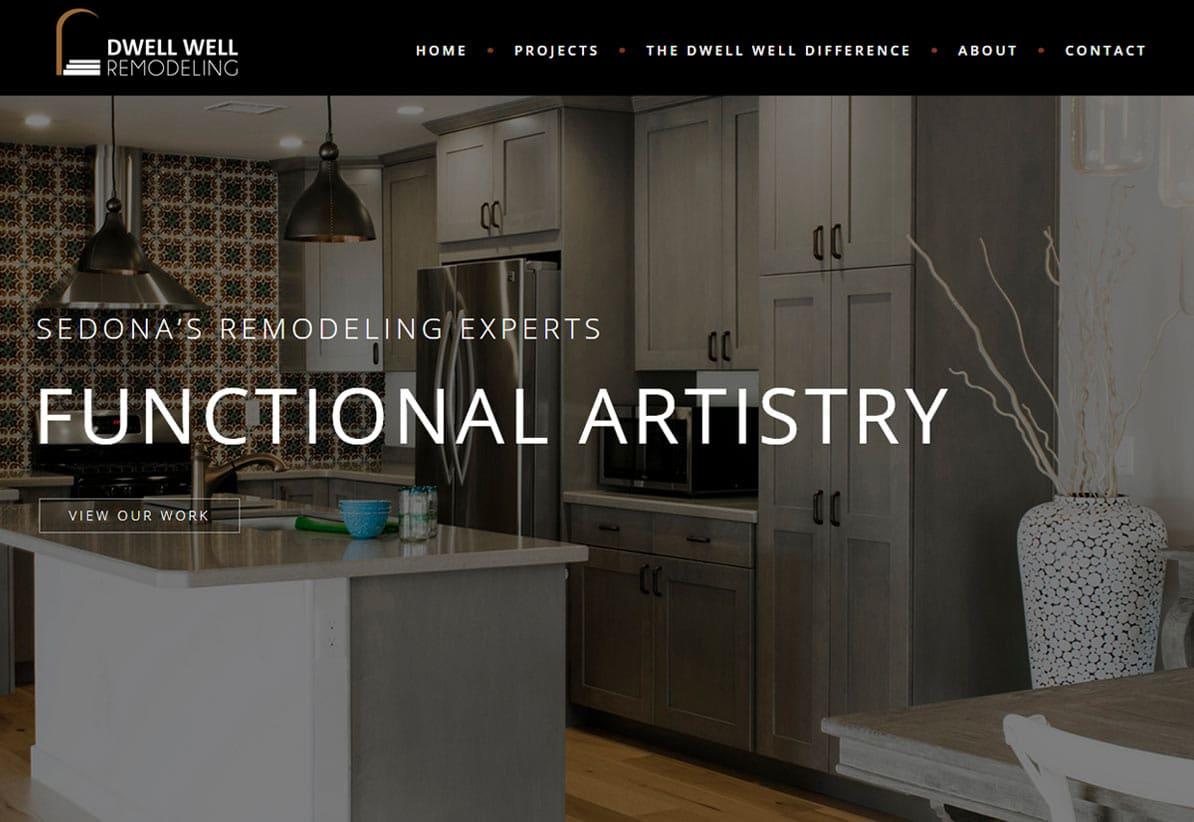Website Design for Home Remodelers