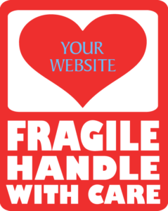 Sedona Re-Website Design - Handle with Care