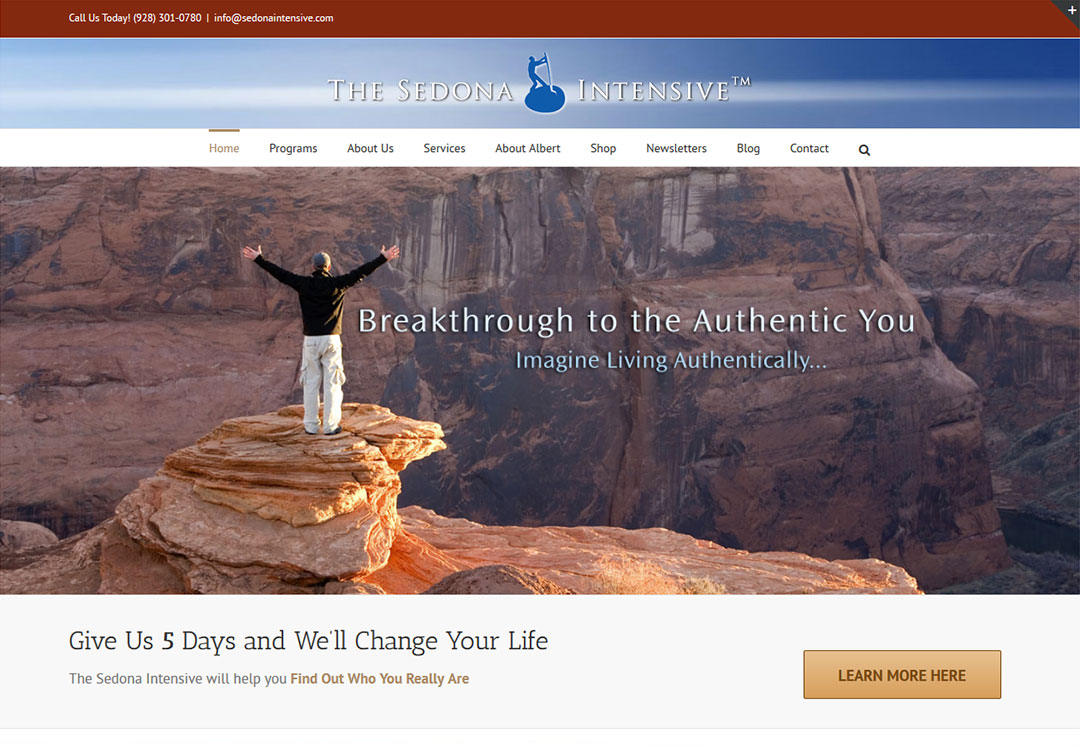 Website Design for Recovery Centers