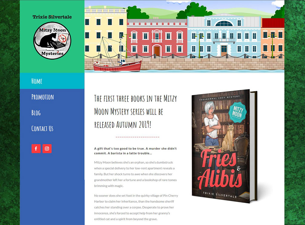 Web Design for Authors