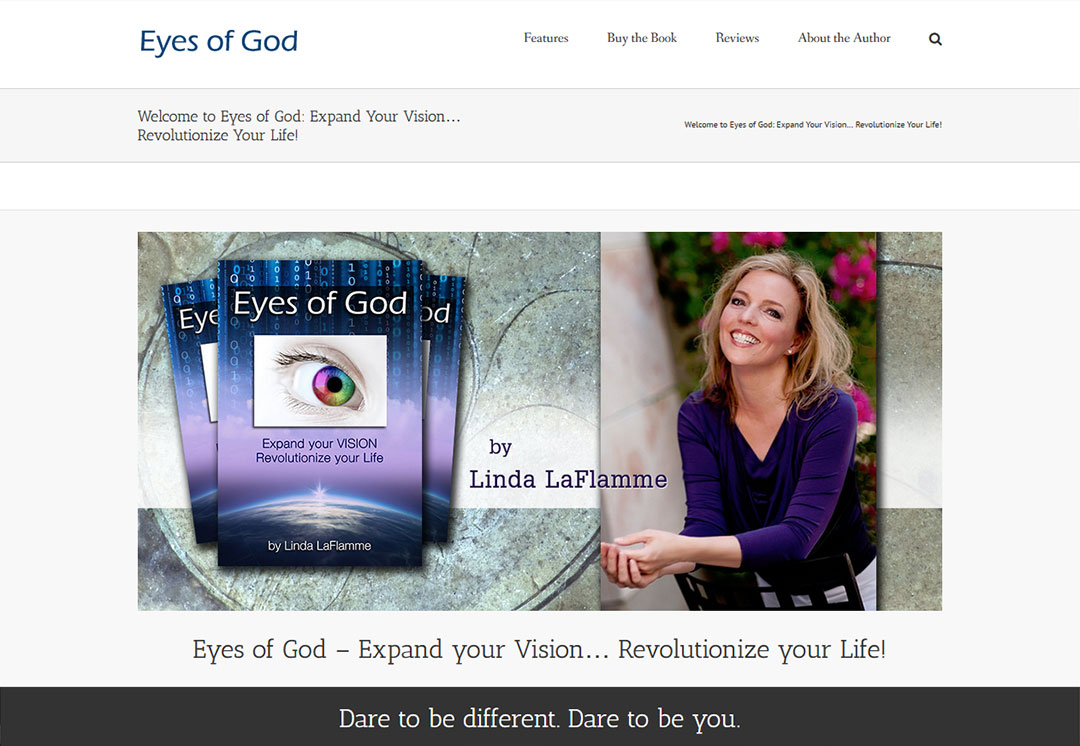 Web Design for Book Authors