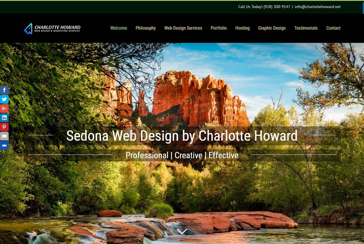 charlottehowardwebdesign.com