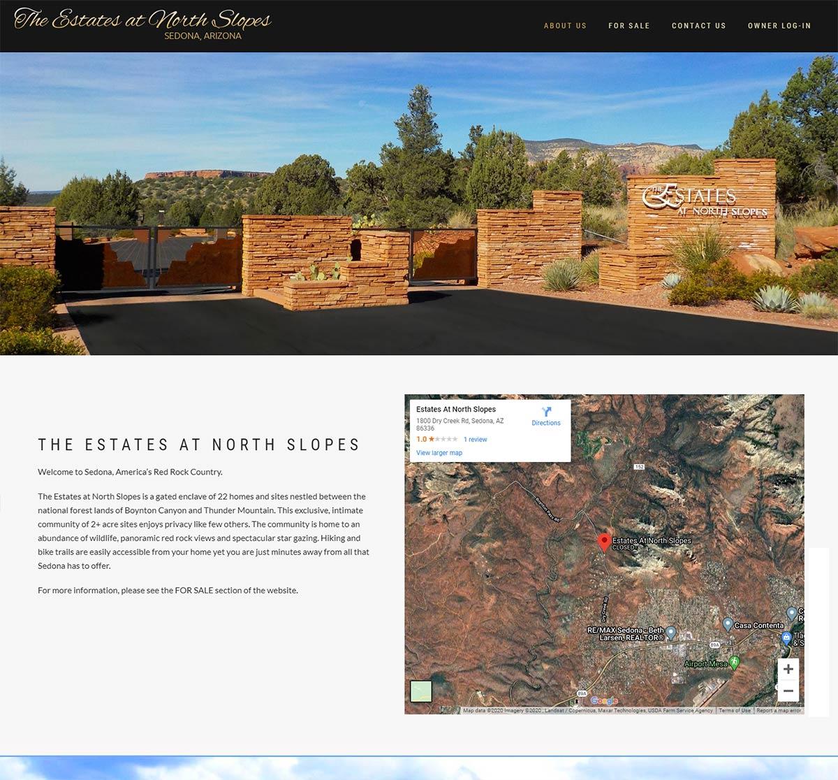 Websites for Homeowner Associations