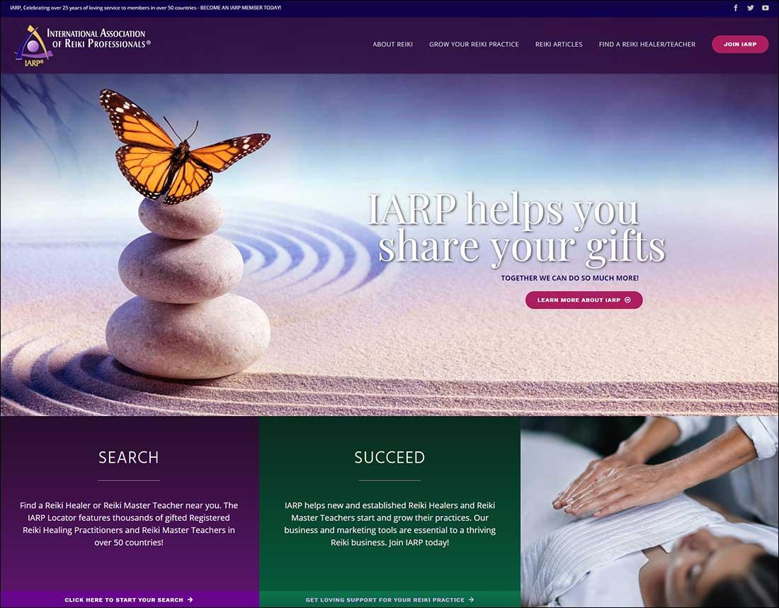 Websites for International Associations